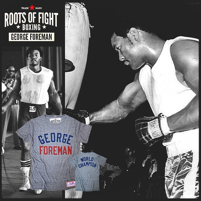 roots-of-fight-george-foreman-shirt
