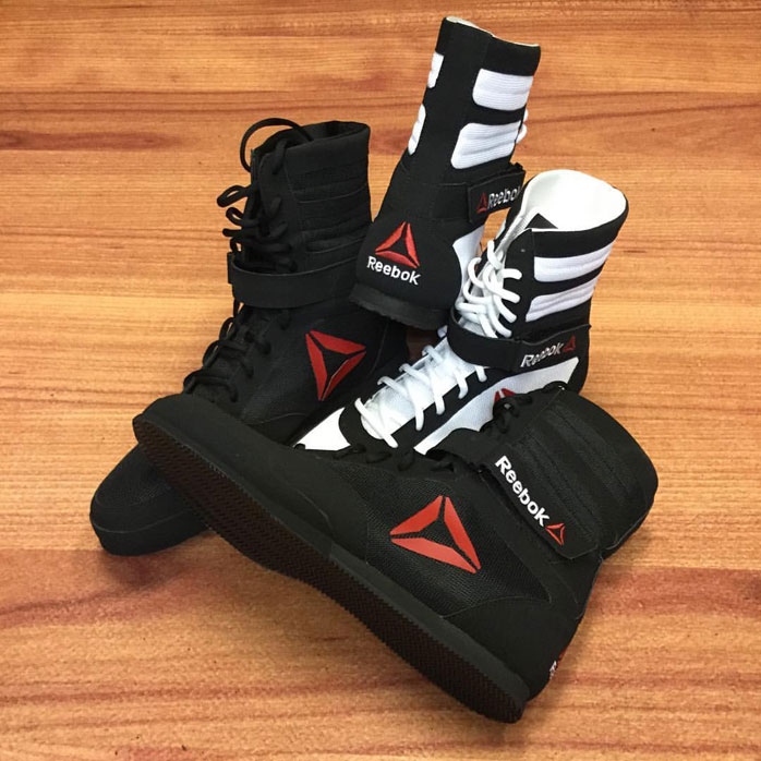 Reebok Boxing Boots Fighterxfashion Com
