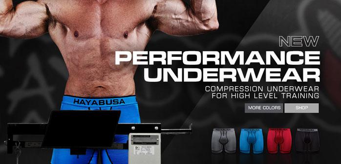 d1330ef7be5128 Hayabusa Performance Underwear | FighterXFashion.com