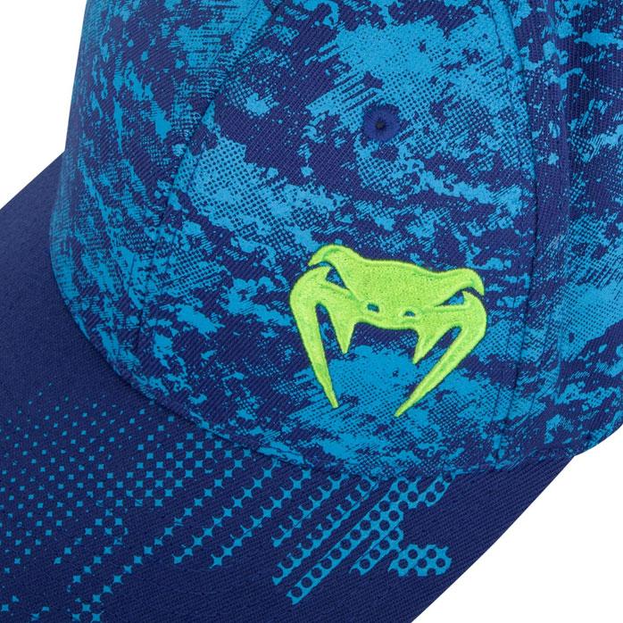 venum-tramo-mma-hat-blue