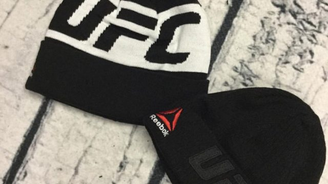 7ce164d3b56 Black Friday Doorbuster Deal at MMA Warehouse – UFC Reebok Beanies Just   9.99 Each
