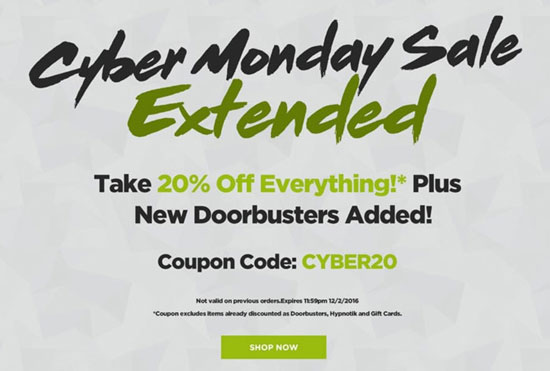 cyber-monday-fight-gear-sale-extended