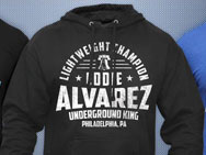 Torque Eddie Alvarez Champion Hoodie