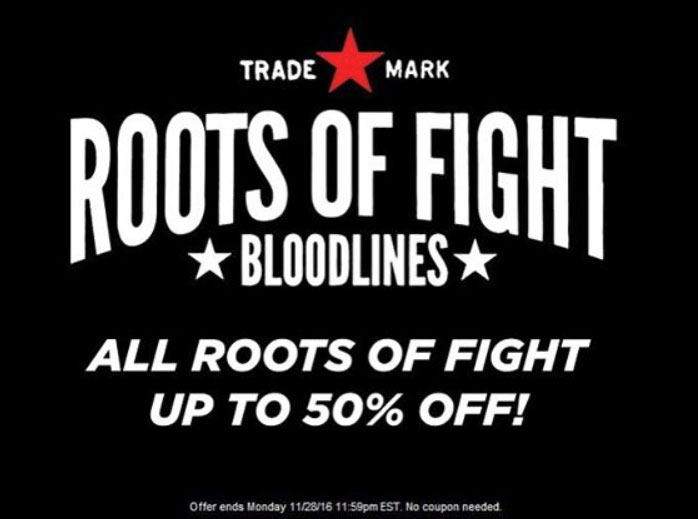roots-of-fight-black-friday-sales-deals-2016