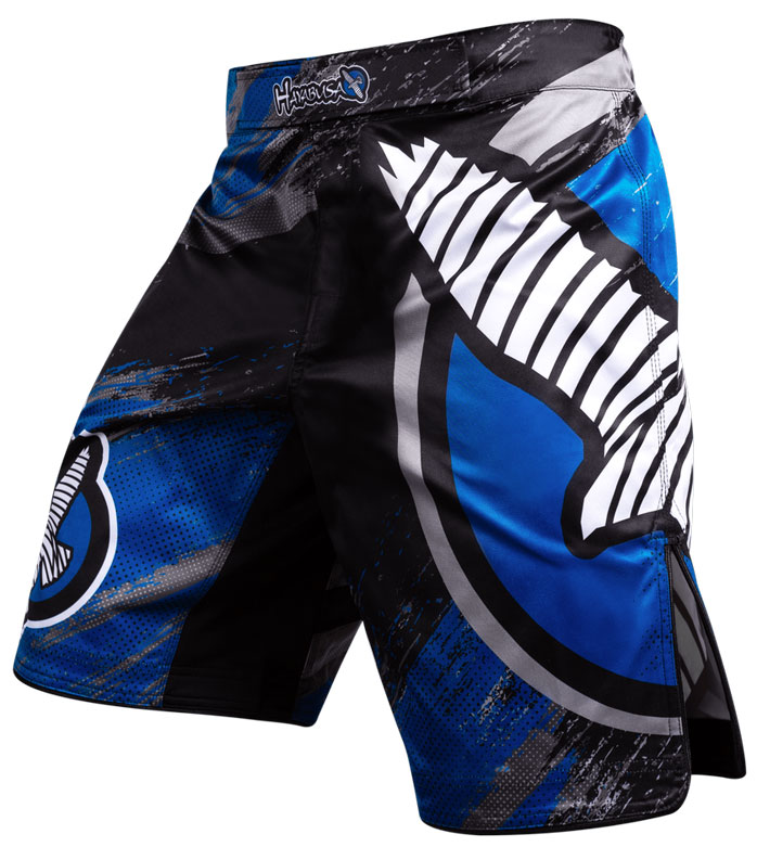 hayabusa-chikara-3-fight-shorts-blue-2