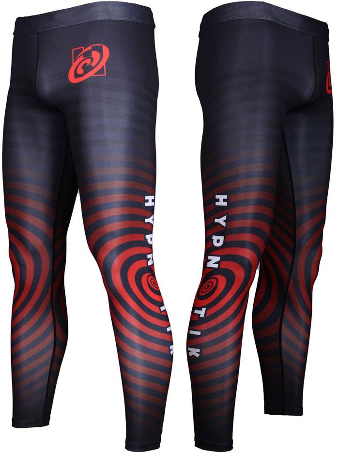 hypnotik-swirl-compression-pants