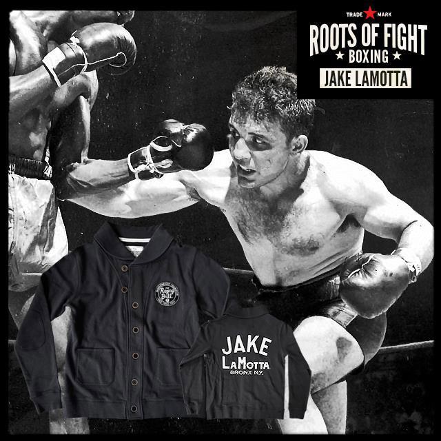 roots-of-fight-jake-lamotta-cardigan-sweater