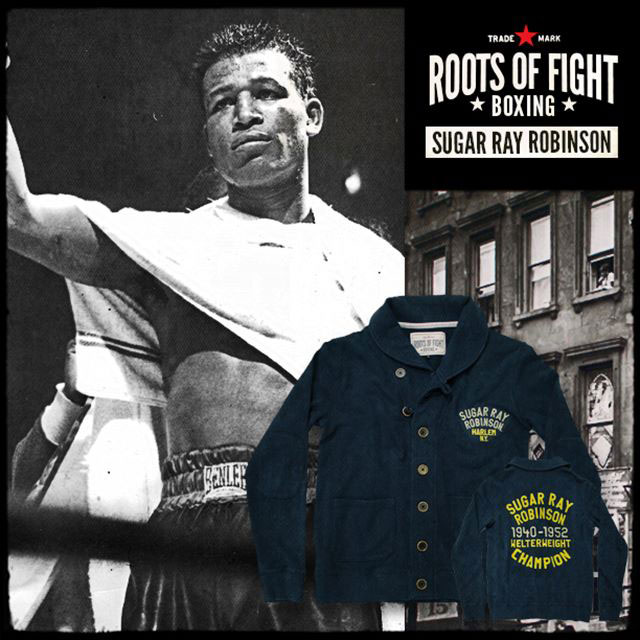 roots-of-fight-sugar-ray-robinson-cardigan-sweater