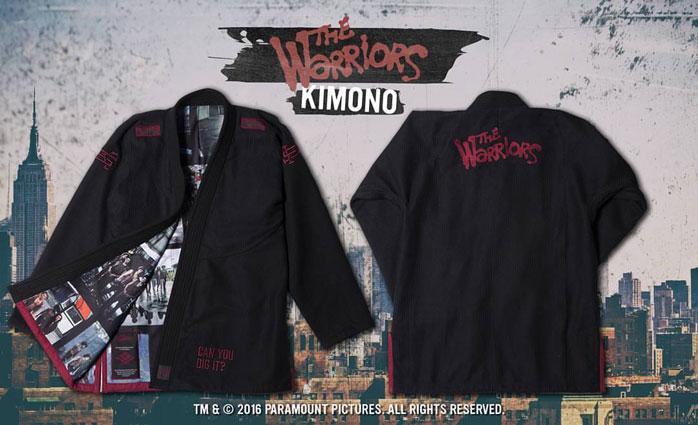 50a3c476 Scramble x The Warriors Gi | FighterXFashion.com