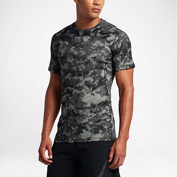 Nike Pro Hypercool Camo Training Shirt
