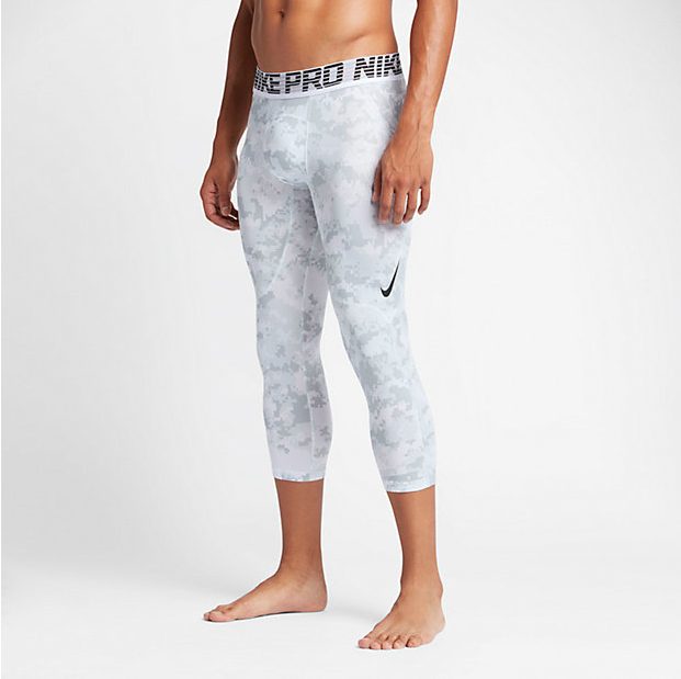 Nike Pro Hypercool Camo Compression Tights