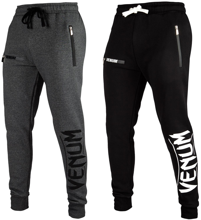 Venum Mens Giant Sweat Pants 2.0 mma bjj ufc Gray