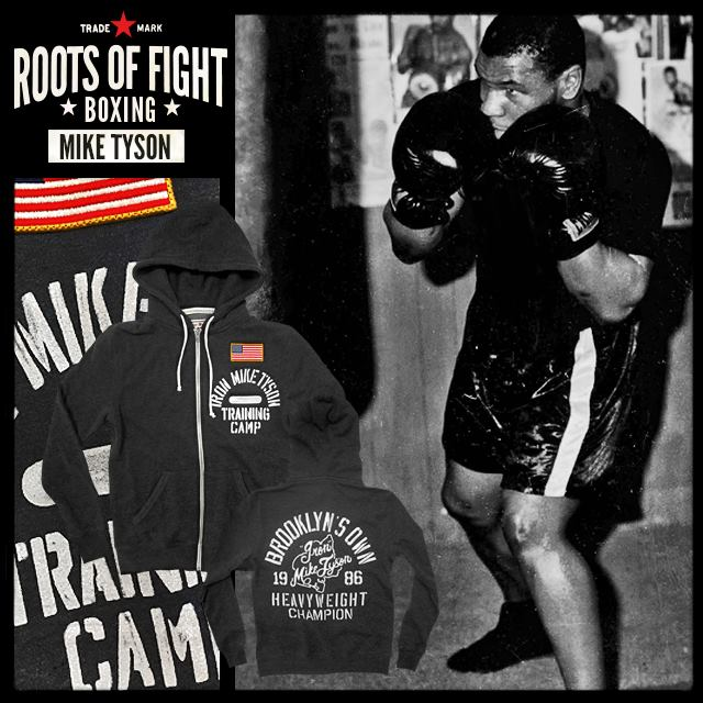 Roots of Fight continues their impressive streak of releasing some of the  most stylish clothes that pay tribute to some of combat sports most famous  and ...