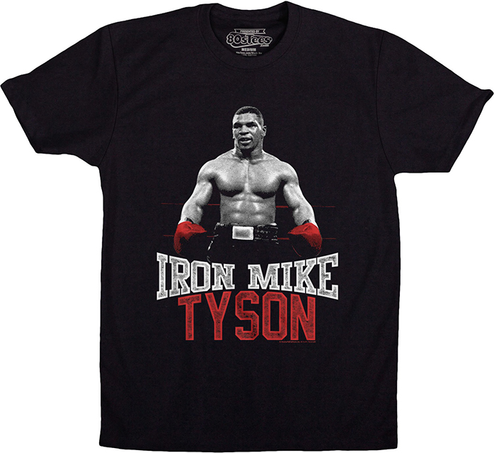 mike tyson shirts from 80stees. Black Bedroom Furniture Sets. Home Design Ideas