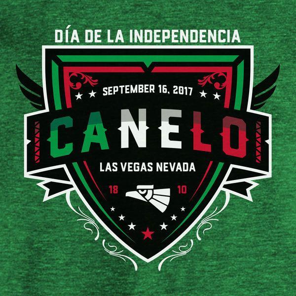 Canelo Alvarez Shield Shirt For Canelo Vs Ggg Fighterxfashion