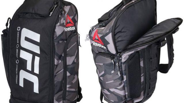 UFC Reebok Bags – FighterXFashion.com