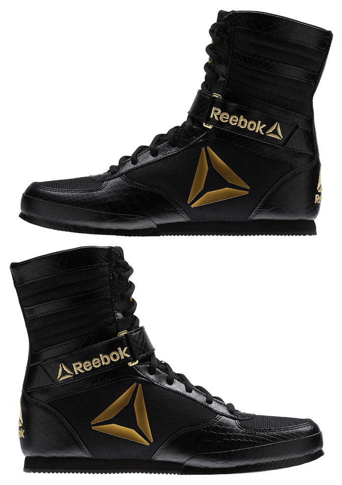 reebok boxing boots. reebok-boxing-boots-black-gold-2 reebok boxing boots n