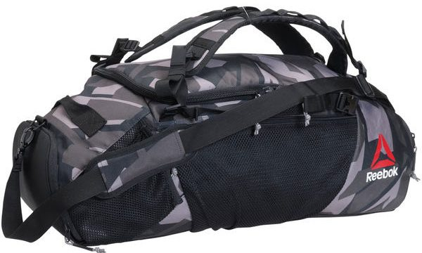 Ufc Reebok Gym Duffel Bag Backpack