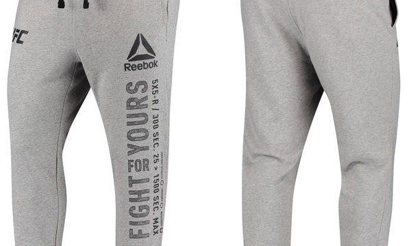 reebok jogging pants