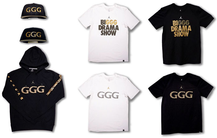 1a5ff7f31bb Gennady Golovkin Previews New Jordan x GGG Collection for Canelo vs ...