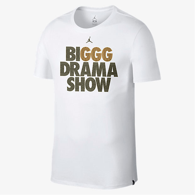 79f14bf6fdb Jordan GGG Drama Show Shirt | FighterXFashion.com