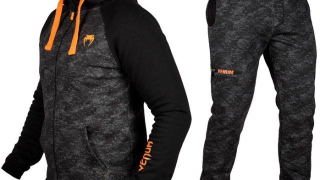 Venum Tramo 2.0 Jogging Pants Black