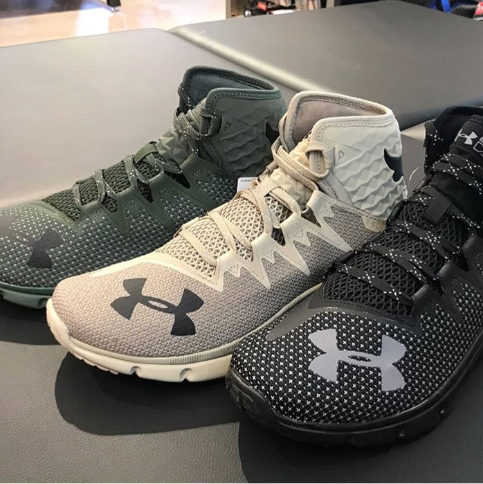 Under Armour Project Rock USDNA Delta