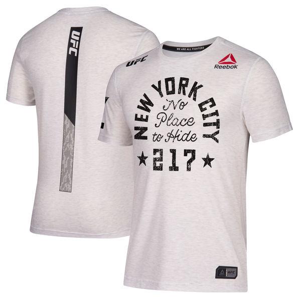 7e05bee497 Reebok UFC 217 Walkout Jersey Shirt | FighterXFashion.com