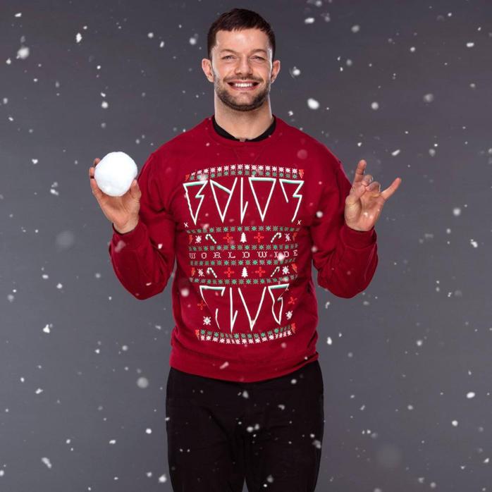 Wwe Ugly Holiday Christmas Sweatshirts Fighterxfashion Com
