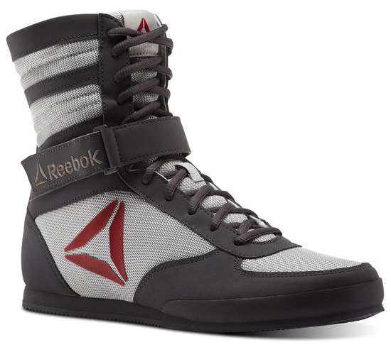 Reebok Boxing Boot Grey Red