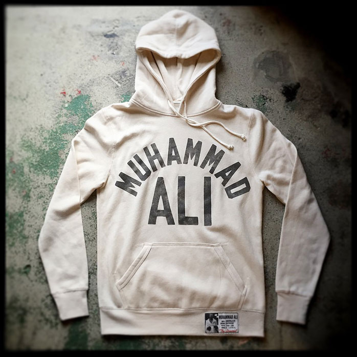 roots of fight muhammad ali live as a champ hoodie. Black Bedroom Furniture Sets. Home Design Ideas
