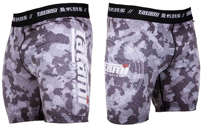 Tatami Fightwear Women/'s Minimal Vale Tudo Shorts Navy