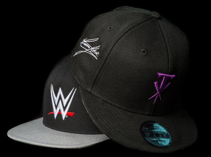 Lids Custom Hats >> LIDS Launches WWE Custom Caps   FighterXFashion.com