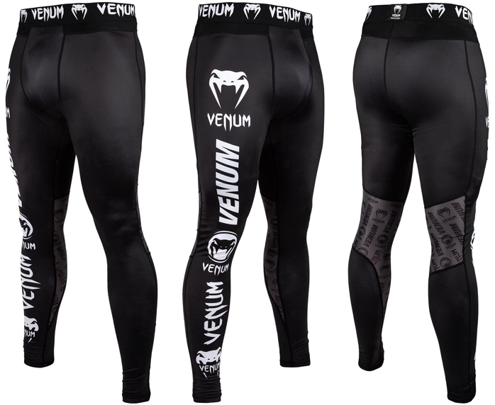 venum logos compression spats � fighterxfashioncom