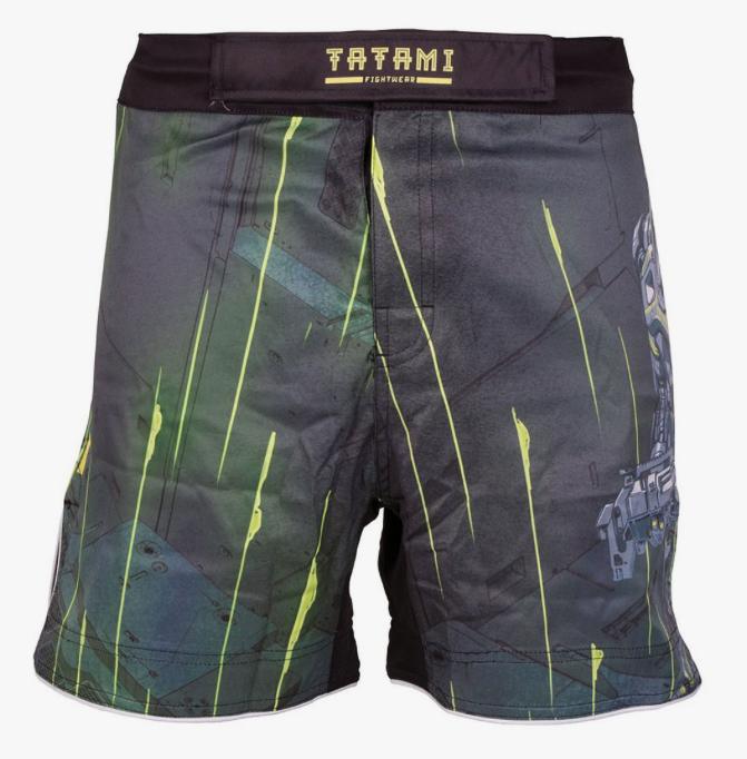 Tatami Urban Warrior Bjj Jiu Jitsu Clothing