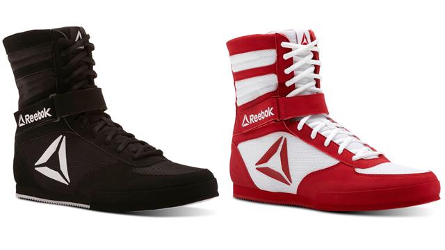 Reebok Boxing Boots | FighterXFashion.com