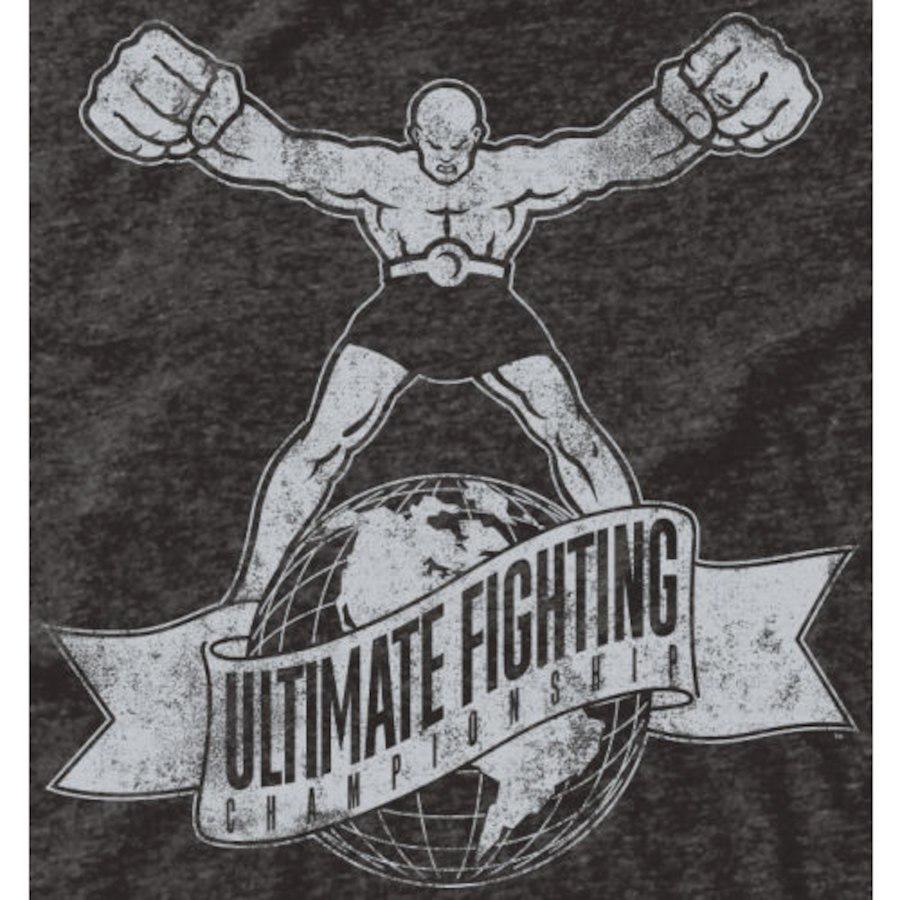 FighterXFashion.com UFC Retro | Logo T UltiMan Shirts