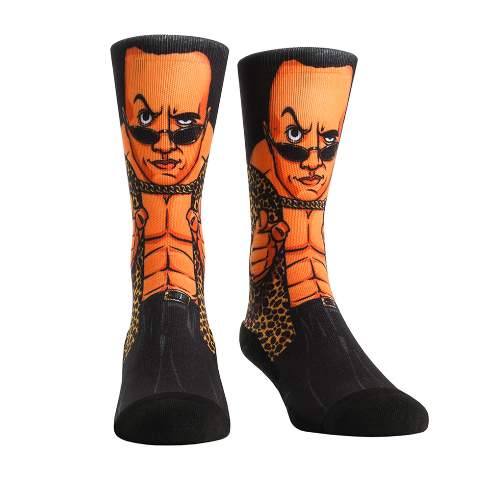 WWE Superstar Rock Em Socks FighterXFashion